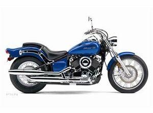 Yamaha Vstar 650 custom