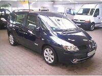 Renault Espace 2002 Dark Blue 2.2 DCI Diesel 88k Miles very clean 7 SEATER !!!!