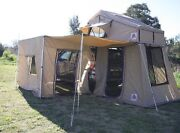 Aluminium ute canopy with rooftop tent Upper Taylors Arm Nambucca Area Preview