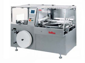 Used Shrink Wrap, Kalfass Universa 400 Automatic Side Sealer