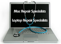 COMPUTER REPAIR MACBOOK, LAPTOPS, DESKTOP