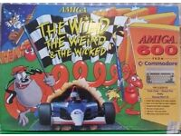Commodore Amiga 600 The Wild, The Weird & The Wicked Pack