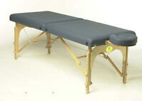 Prairie Massage Table , Swivel Stool and Table Bag