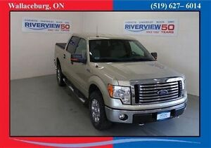 2010 Ford F-150 XLT - 5.4 L - V8 - Soft Tonneau - Running Boards