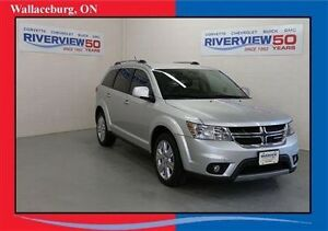 2014 Dodge Journey Limited SXT - 3rd Row Seating - DVD - Heated
