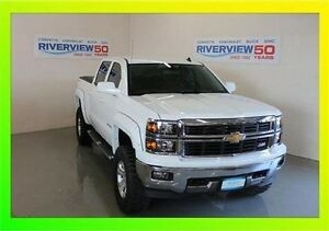 2014 Chevrolet Silverado 1500 LT - 5 Lift - Dual Exhaust - True