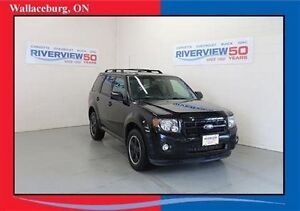 2012 Ford Escape XLT - One Onwer - Sport Pkg - Black on Black