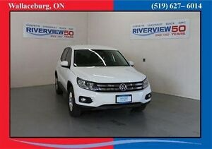2012 Volkswagen Tiguan 2.0 TSI Comfortline - 6 Speed Manual