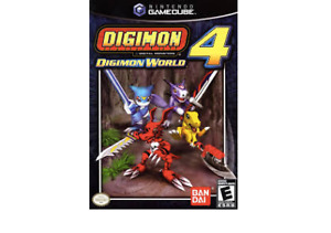 Digimon World 4 Gamecube - Want to Buy!