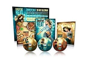 Brand New !! Country Heat Workout Plan Model: FM-(Free Delivery)