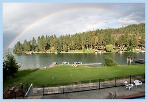 Vacation Rental ~ Peaceful Bay Resort ~ Lakeside, Montana