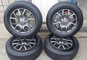 Ford Ranger FX4 tyres x 5 Richlands Brisbane South West Preview