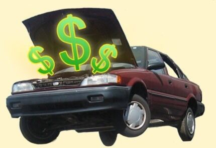 CASH FOR UNWANTED/DAMAGED CARS,UTES,VANS,4WDS, JETSKIS Bankstown Bankstown Area Preview