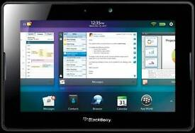 BLACKBERRY PLAYBOOK TABLET 16GB WORK WITH WIFI