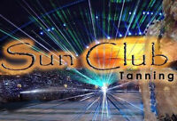 SUN CLUB - TANNING AND SPRAY TAN SALONS SUPPLY.