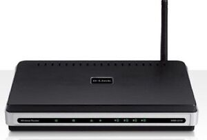 D-link router. See photo for specs