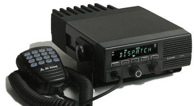 New In Box Bendix King Dmh5992x P25 Digital Vhf Mobile Radio - Motorola Apx Xtl
