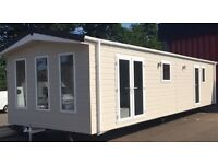 QUALILUMINAR HIGHBRIDGE 2 BEDROOMS 32X12FT DOUBLE GLAZED AND CENTRAL HEATED
