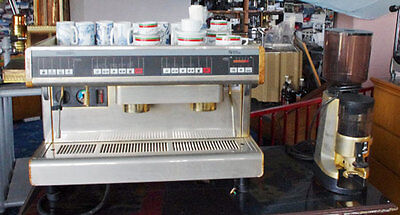 Gold Plated Nuova Simonelli Espresso Machine Grinder