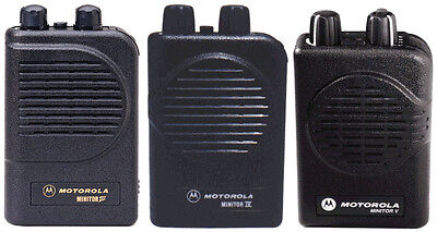 Motorola Minitor Pager Programming Service 3 4 5 III IV V Cable Cradle Software