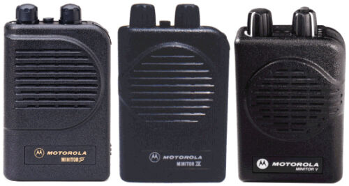 PROGRAMMING SERVICE for Motorola Minitor 3 4 5 III IV V Fire EMS Police Pager