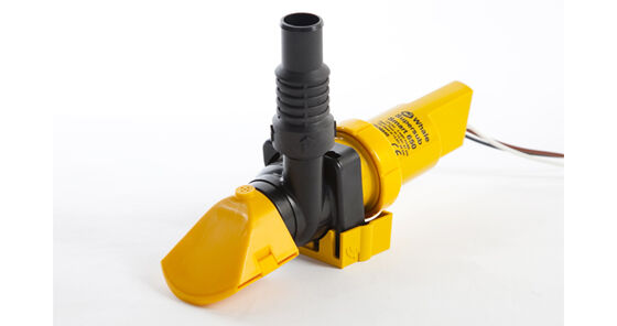 Whale Supersub Smart 650 Automatic Bilge Water Pump. INC NON RETURN VALVE SS5212