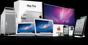 MACBOOK PRO 13'-MACBOOK PRO 17'-MACBOOK 13'-IMAC 20'-24'-IPAD 32GB-iPHONE'S WITH WARRANTY