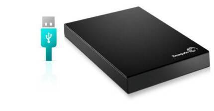 Seagate Expansion Portable Hard Drive 1,5TB