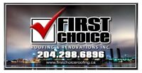 EXPERIENCE ROOFING CREW REQUIRED IMMEDIATELY