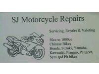 Cheap Motorcycle Mechanic