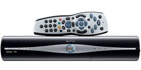 Sky+ HD box with unlocked view card