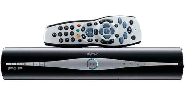Sky HD box with remote x 2