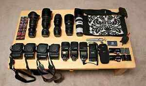 Cameras and accessories!