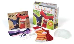 Sock Creatures Kit