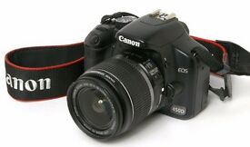 Canon EOS 450D DSLR Camera for sale