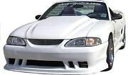 Mustang Fiberglass Hood