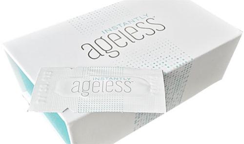 10 X Jeunesse Instantly Ageless Anti -ageing Rostro Arruga Crema Bolsitas -  - ebay.es