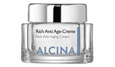 Alcina Rich Anti Age-Creme 50ml
