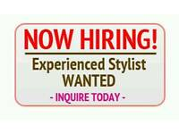 Senior Stylist/junior stylist positions