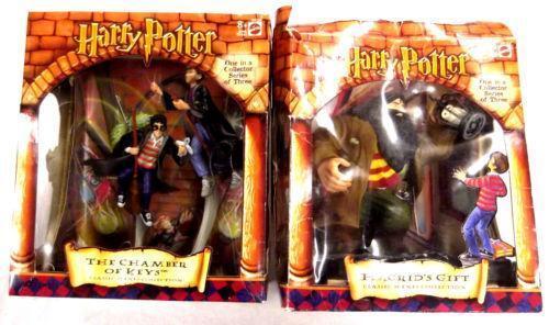 Harry Potter Toys : Harry potter action figures lot ebay
