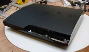 PS3 Slim + 2 Controllers For Sale!!!