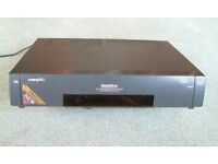 GOLDSTAR VIDEO RECORDER WITH NICAM STEREO SOUND MODEL R-C705I Sold 'for spares only'
