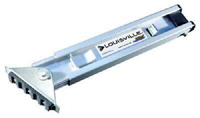 LOUISVILLE LP-2220-01 Ladder Leveler, Aluminum, 375 lb.