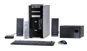 Desktop for sale- HP Media Centre 1070n and LG Cool Tower (OLD)