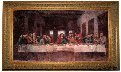 Last Supper Painting Ebay