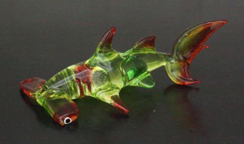 Blown Glass Fish Ebay