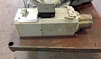 Scm Ac High Speed Spindle Motor 10 Kw 24000 Rpm Mod Hsk63fe4-nc 3ph 242hz