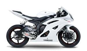 2001 Yamaha R1 Exhaust