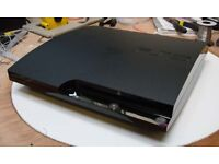 ps3 slim 120gb spare console