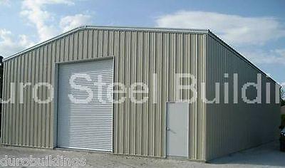 Durobeam Steel 30x52x16 Metal I-beam Prefab Garage Building Barn Workshop Direct